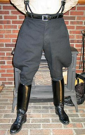 Chaz Heff Boots And Breeches
