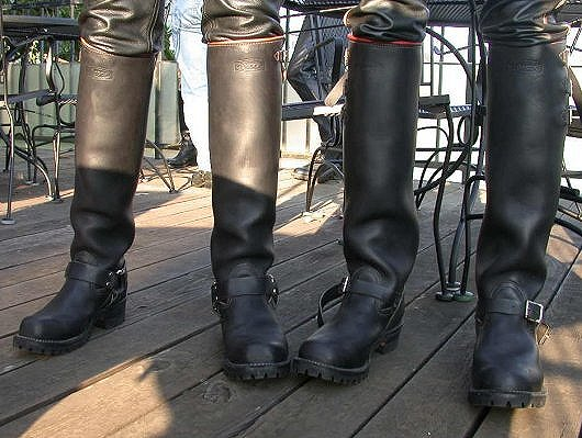 20 Inch Wesco Harness And Wesco Boss Boots