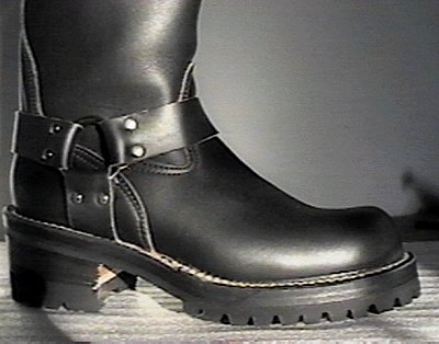 Wesco Harness Boot