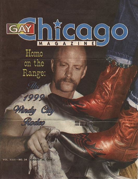 Gay Chicago magazine