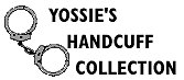 Yossie's Handcuff Collection